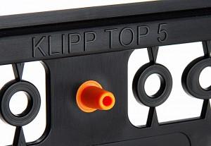 Kennzeichenhalter_KlippTop5_geräuschfreieBefestigung